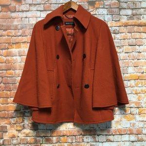 Jackets & Blazers - DANA BUCHMAN Women's Coat size 2 Wool